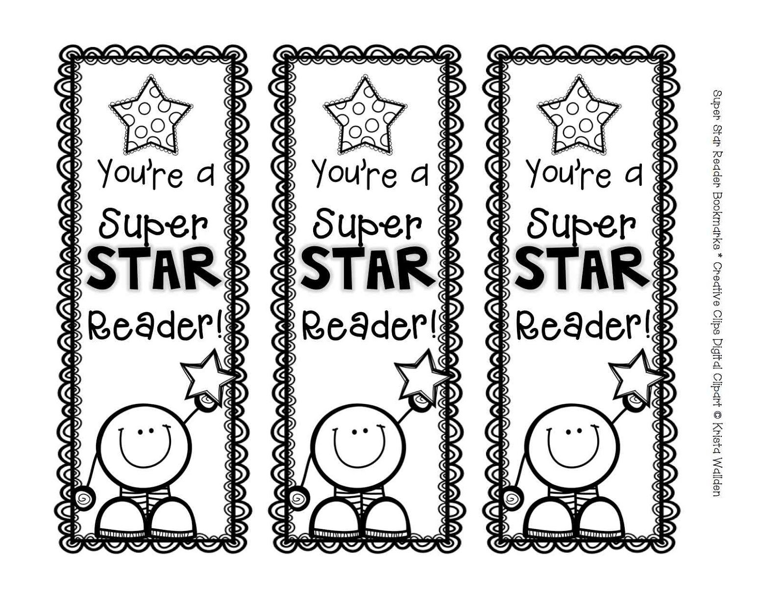 Free Printable Bookmark Templates To Color - Google Search intended for Cute Bookmarks To Print Black And White 27250