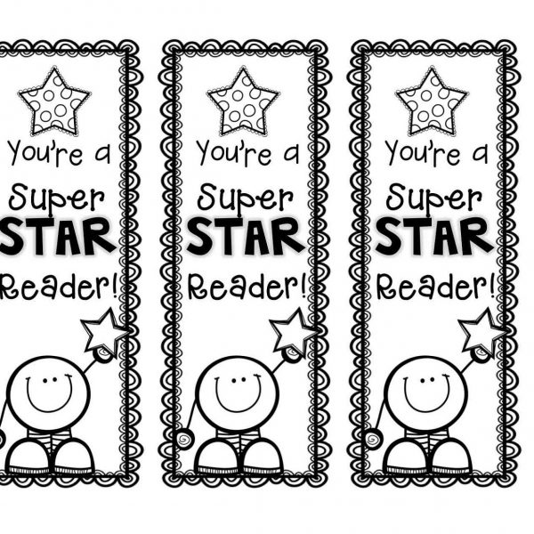 free printable bookmark templates to color google search regarding cool bookmarks to print black and white