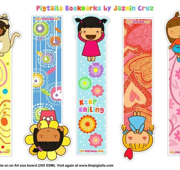 picture about Free Printable Bookmarks for Kids referred to as Cost-free Printable Bookmarks For Small children, Toward Support Hold Them Reading through