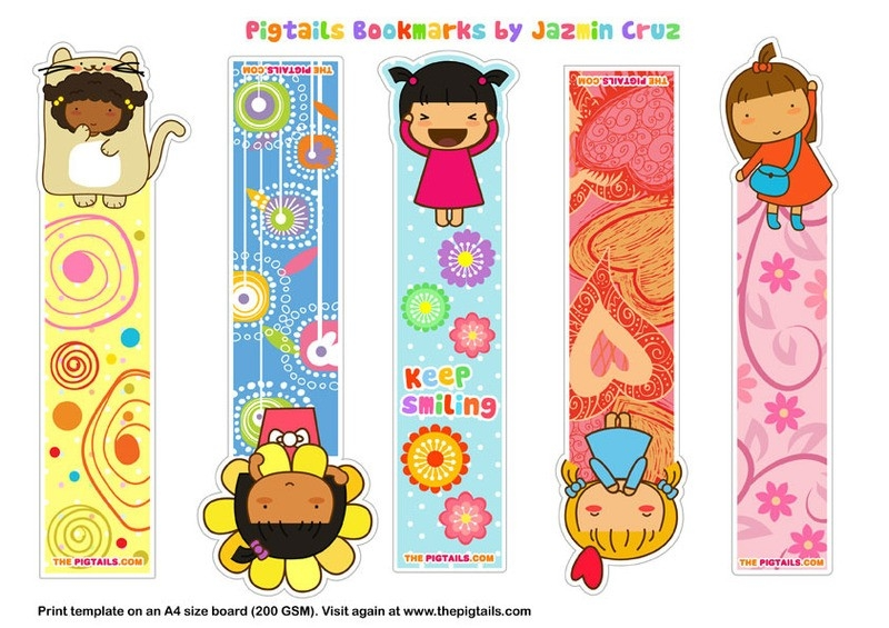 Free Printable Bookmarks For Kids, To Help Keep Them Reading inside Cool Animal Bookmarks To Print 26644
