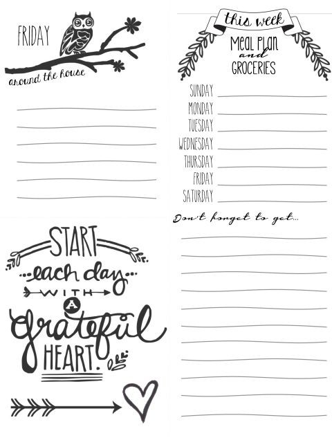 Free Printable To Do List Templates | Latest Calendar within Cute Black And White To Do List 25323