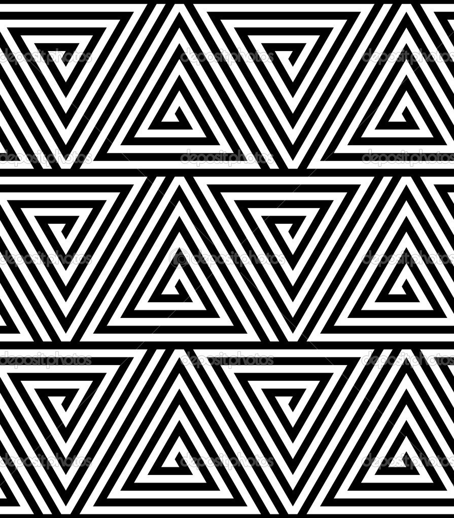 Geometric Patterns Black And White - Pesquisa Google | Patterns with Simple Black And White Geometric Patterns 29866