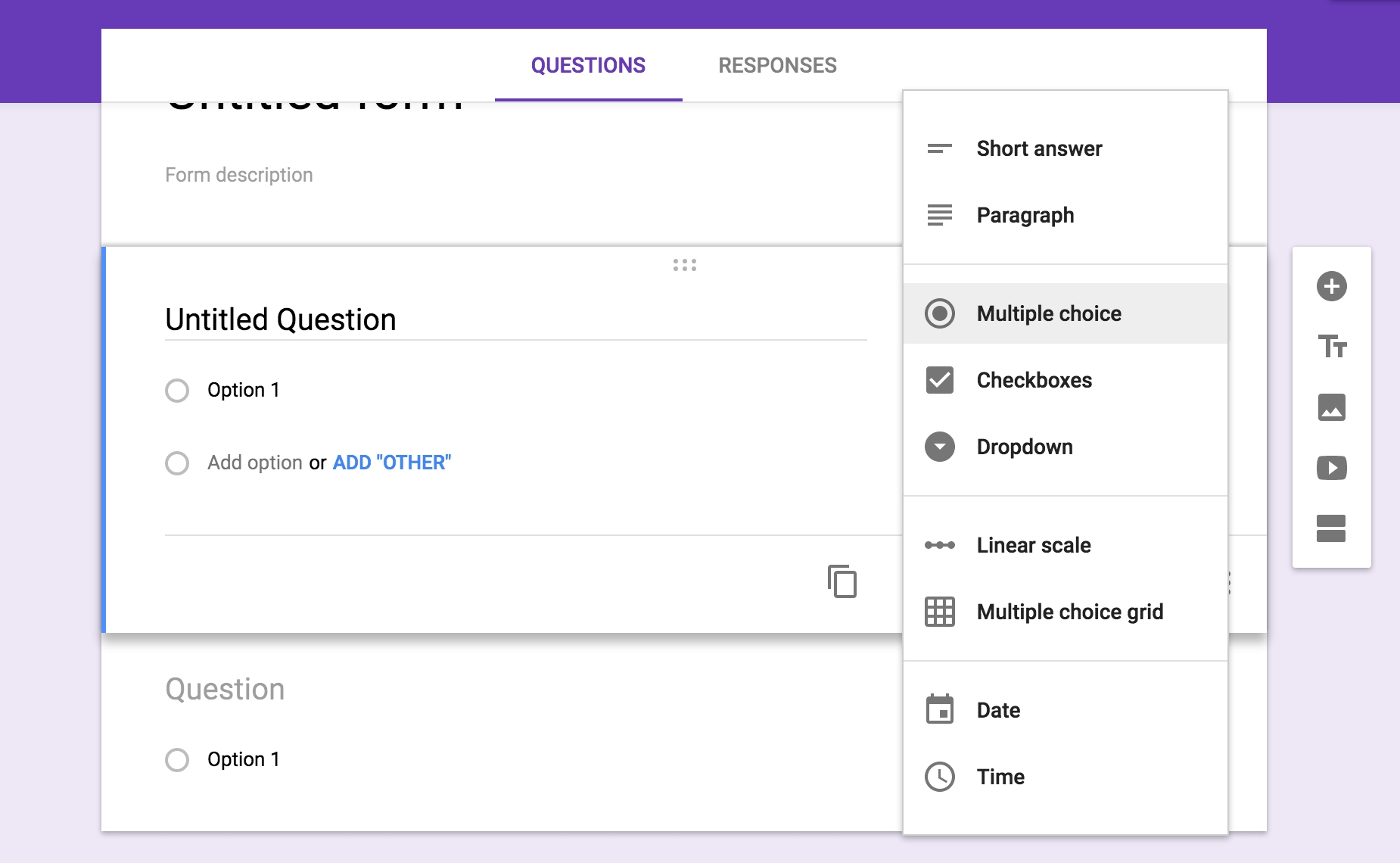 Google Forms Guide: Everything You Need To Make Great Forms For intended for Google Forms Image 25170