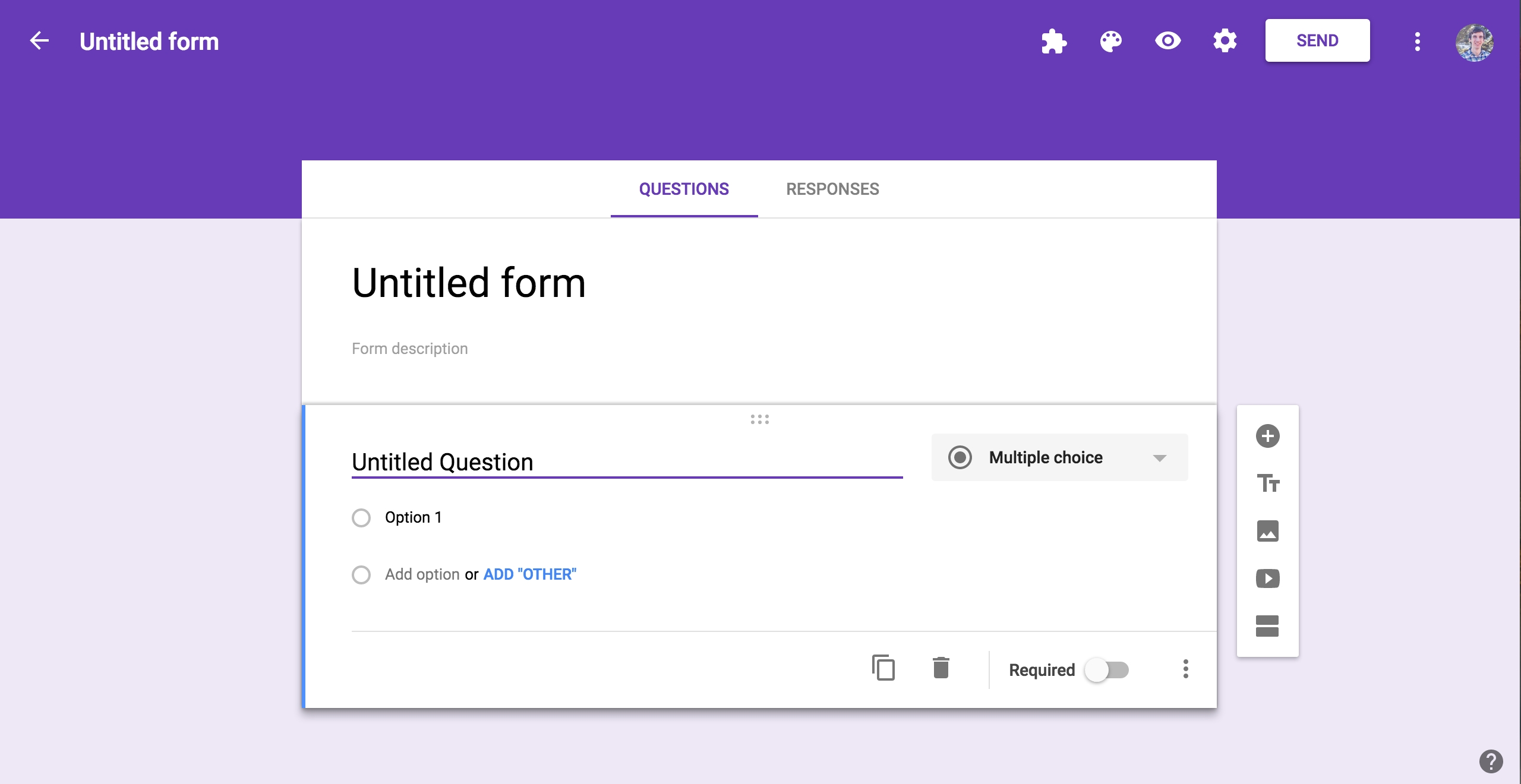Google Forms Guide: Everything You Need To Make Great Forms For intended for Google Forms Templates 25150