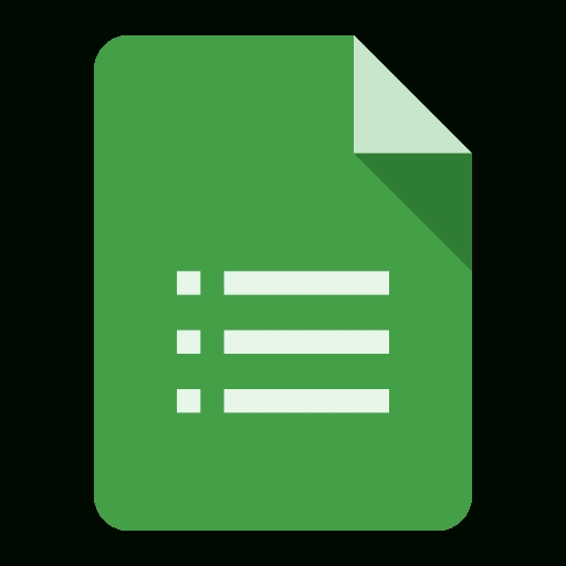 Google Forms Icon Free - Social Media & Logos Icons In Svg And Png pertaining to Google Forms Icon Transparent 25180