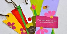 Handmade Bookmarks With Quotes For Students