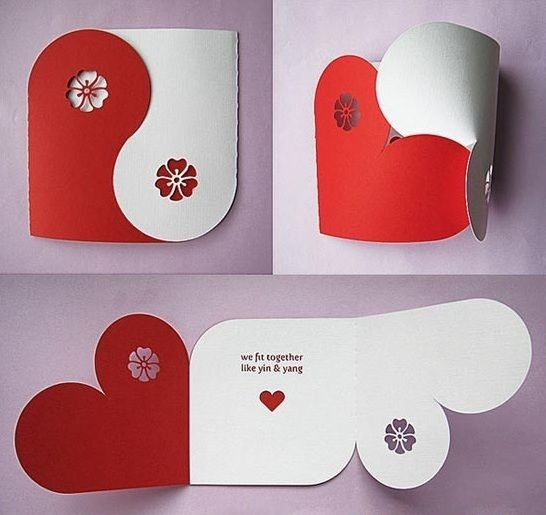 Handmade Cards - Bing Images | Tarjetas Y Mas Con Papel within How To Make Handmade Cards For Boyfriend Step By Step 30188