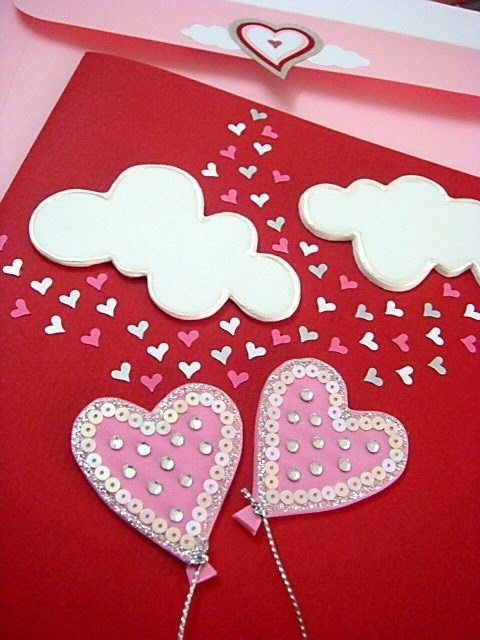 Handmade Love Cards For Fiance | Postrendy with regard to Handmade Love Cards Ideas 30168