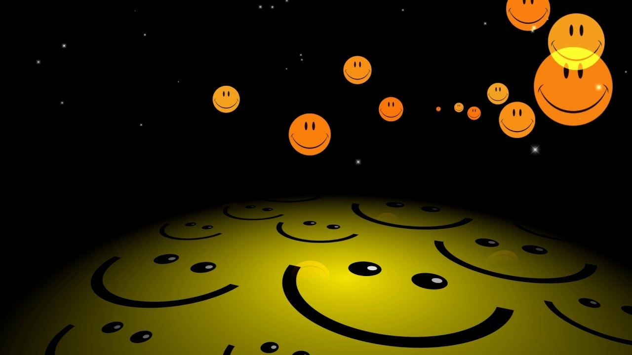 Hd Happy Face Background Animation - Youtube intended for Animated Smiley Face Backgrounds 30604
