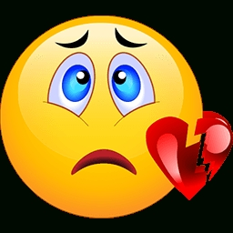 Heart Break Emoticons For Facebook, Email & Sms | Id#: 17 | Funny pertaining to Facebook Emoticon Stickers Heart 30492