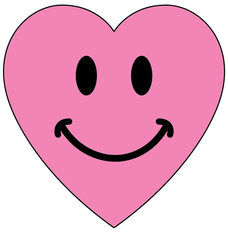 Heart Smiley Face - Clipart Best | Cute | Pinterest | Heart Smiley with regard to Heart Smiley Faces Clip Art 30699