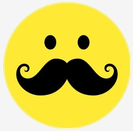 Hey Guys! I'm Reaching For 1000 Followers!:) Can U Guys Help Me with regard to Cool Smiley Faces With Mustaches 30584