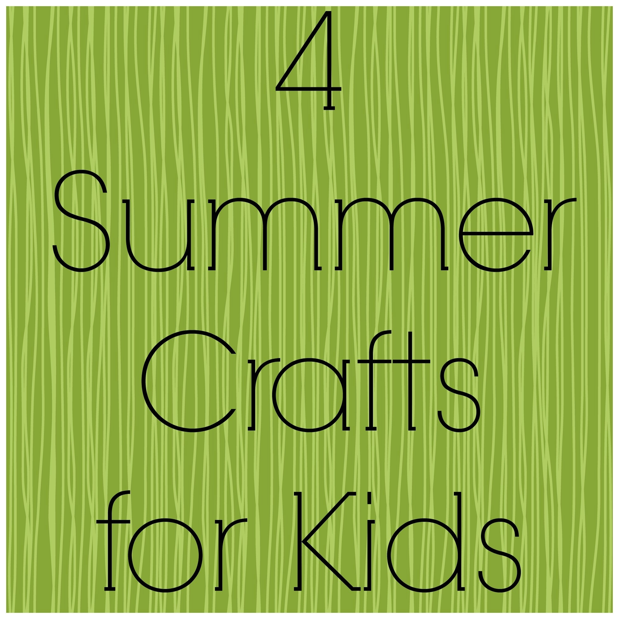 Horrible Diy Summer Crafts Together With Make It Wednesdays intended for Crafts For Kids To Do At Home For Summer 29391