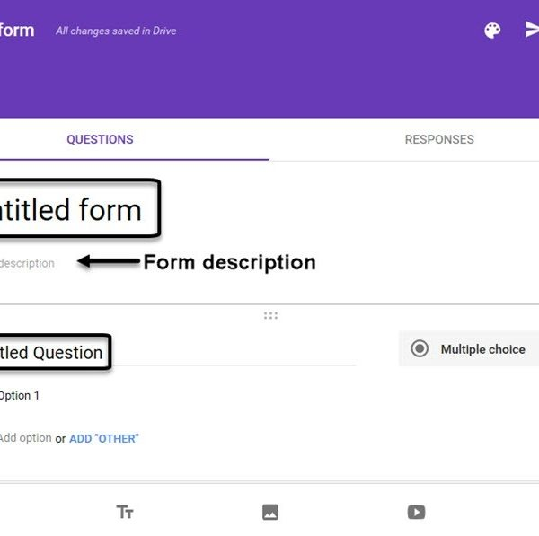 How To Make A Survey With Google Docs Forms regarding Google Forms ...