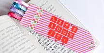 How To Make Bookmarks Step By Step