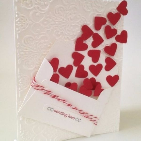 How To Make Handmade Birthday Cards For Lover Step By Step With