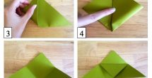 How To Make Corner Bookmarks Step By Step