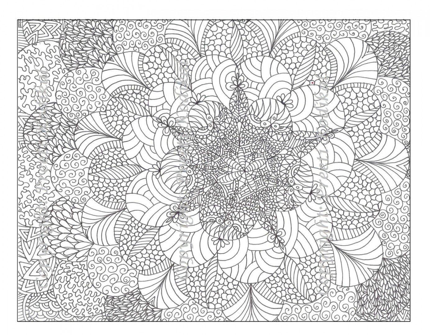Http://colorings.co/printable-Detailed-Pattern-Coloring-Pages intended for Detailed Pattern Coloring Pages 29461