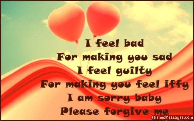 I Am Sorry Messages For Boyfriend: Apology Quotes For Him for I Am Sorry Quotes For Boyfriend 28491