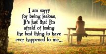 Sweet Sorry Quotes For Girlfriend