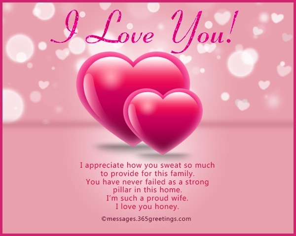 I Love You Greeting Cards For Husband I Love You Messages For throughout I Love U Cards For Husband 30129
