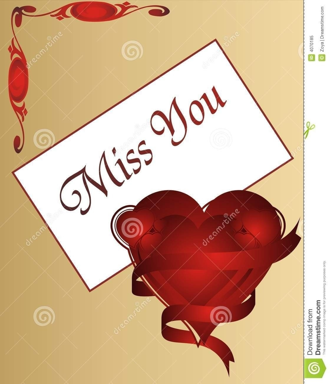 I Miss U Cards For Love | Postrendy with regard to I Miss U Cards For Love 30148