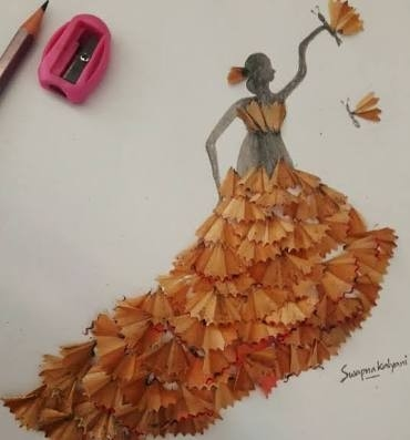 Image Result For Art And Craft From Waste Materials … | Pinteres… for Art And Craft For Kids With Waste Material Hanging 27638