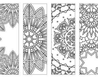 Image Result For Free Printable Bookmarks To Color For Adults regarding Cool Bookmarks To Print And Color 27220