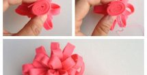 How To Make Handmade Flowers From Paper Step By Step