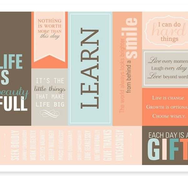 Inspirational Bookmarks + Coordinating Art Prints with regard to Bookmarks To Make And Print