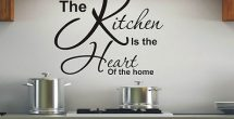 Kitchen Wall Art Quotes