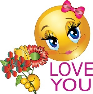 Kiss Sticker For Facebook Chat | Sticker Emoticons | Pinterest for Love Stickers For Facebook Chat 26764