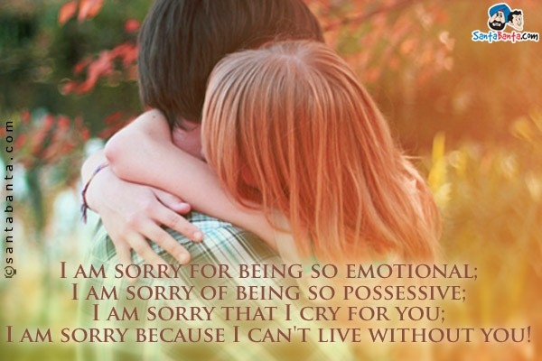 Latest Love Sms | Sweet Love Romantic Picture & Text Messages with regard to I Am Sorry And I Love You Quotes In Hindi 30713