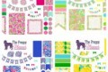 Lilly Pulitzer Planner Stickers