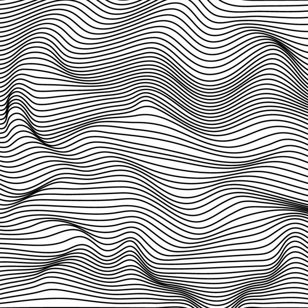 Lines Vectors, Photos And Psd Files | Free Download intended for Simple Black And White Line Patterns 28053