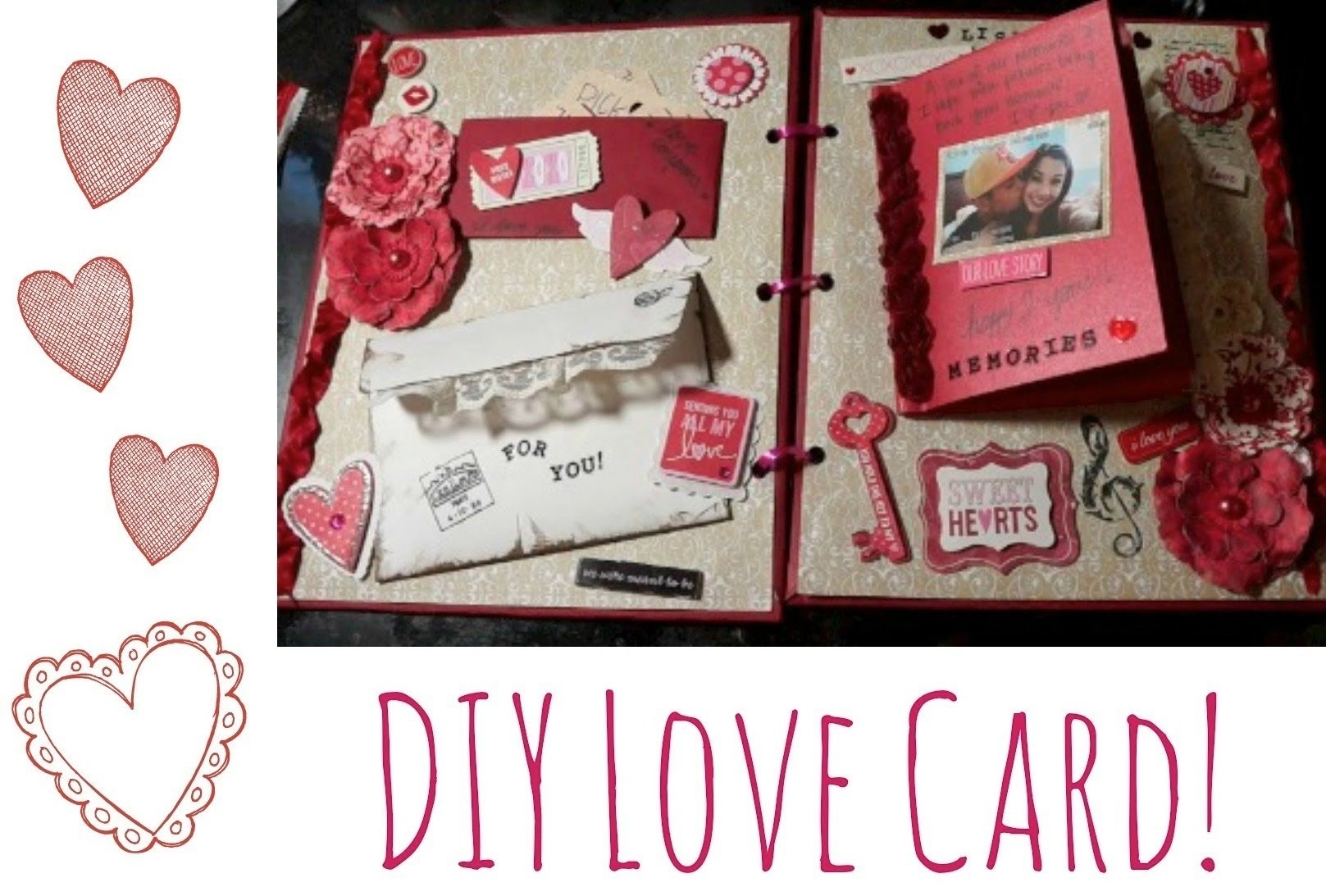 Love Cards For Him Handmade | Rudycoby throughout Love Cards For Him Handmade 28192