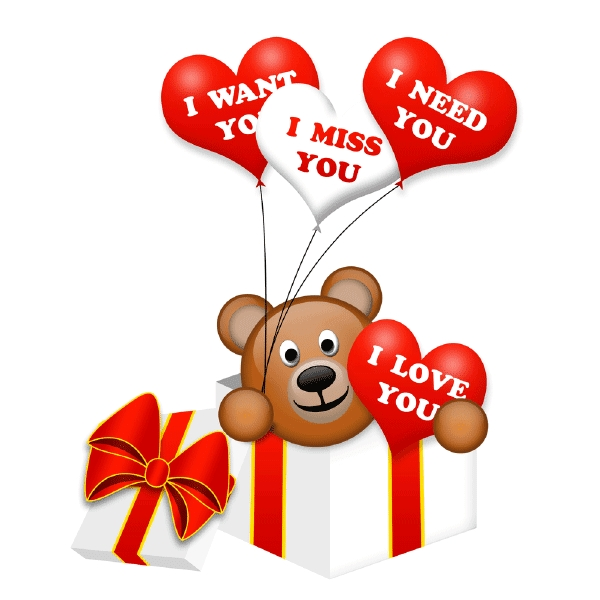 Love Stickers For Facebook | Symbols & Emoticons in I Love You Stickers For Facebook 26513