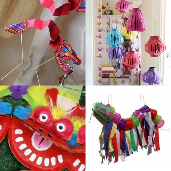 Make! Chinese New Year Crafts - Handmade Kidshandmade Kids regarding Handmade Crafts For Kids To Make 27703