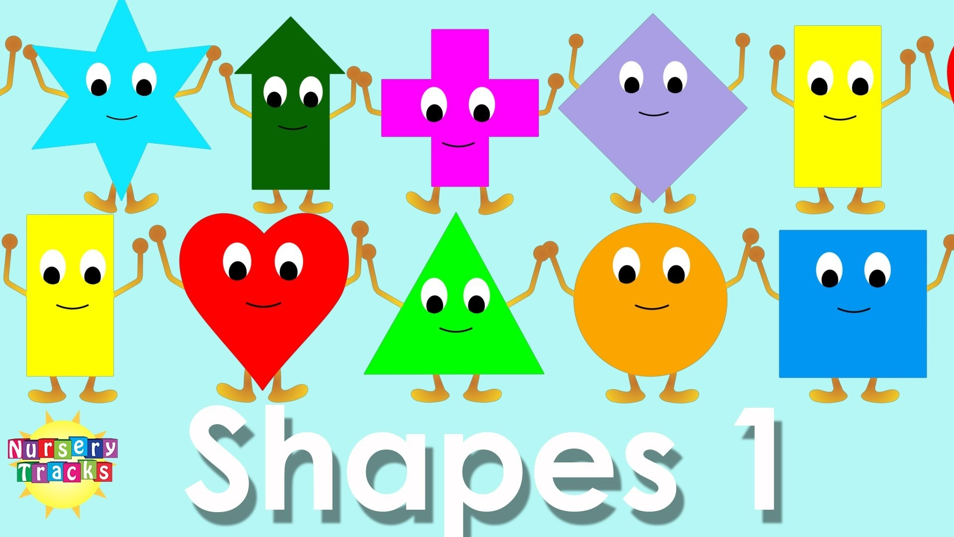 Name Of The Shape - Youtube with Shapes Names 24980