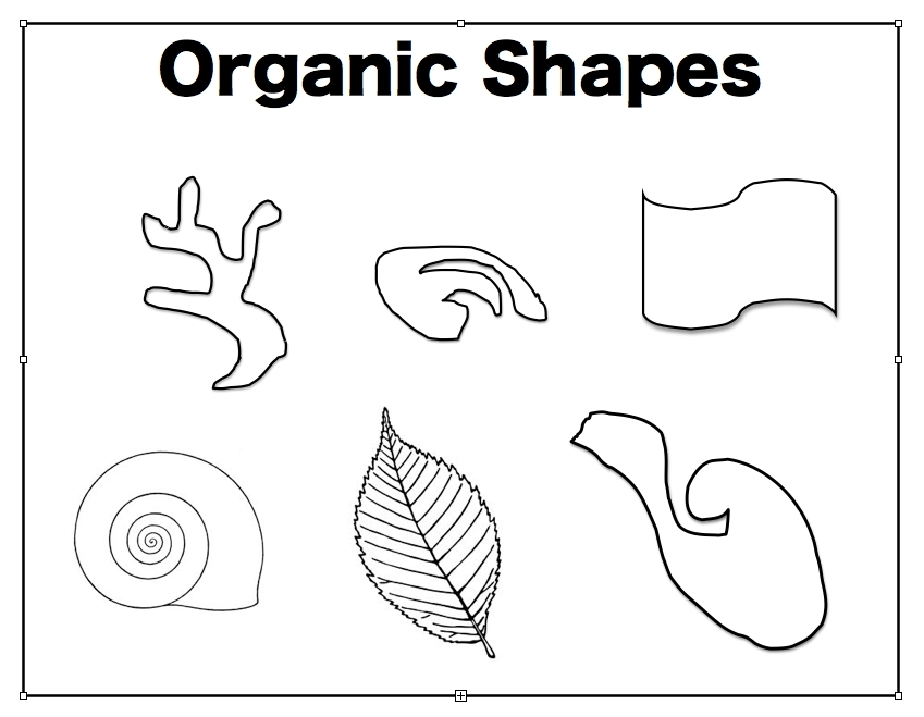 Organic Form Art Definition | World Of Example with Organic Form Art Definition 24713