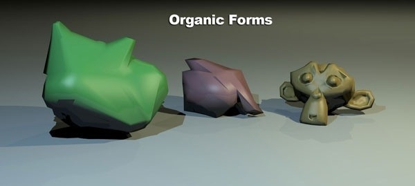 Organic Form Art Definition | World Of Example within Organic Form Art Definition 24713