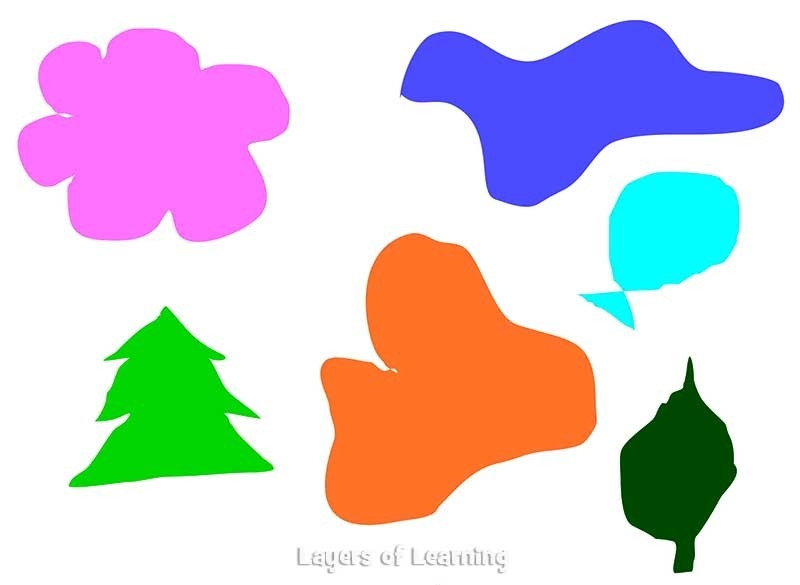 Organic-Shapes - Layers Of Learning pertaining to Organic Shapes 25010