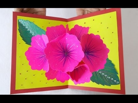 Paper craft ideas for greeting cards pop up greeting card making paper craft ideas for greeting cards pop up greeting card making regarding paper craft ideas for greeting cards m4hsunfo