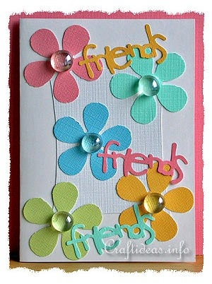 Paper Craft Ideas For Greeting Cards - Techsmurf for Paper Craft Ideas For Greeting Cards 28956