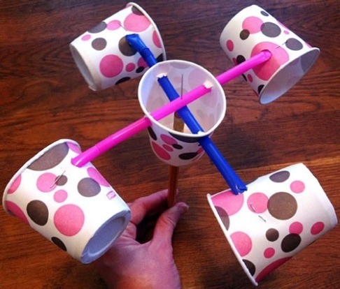 Paper Cup Craft For Kids inside Crafts For Kids With Paper Cups 27069