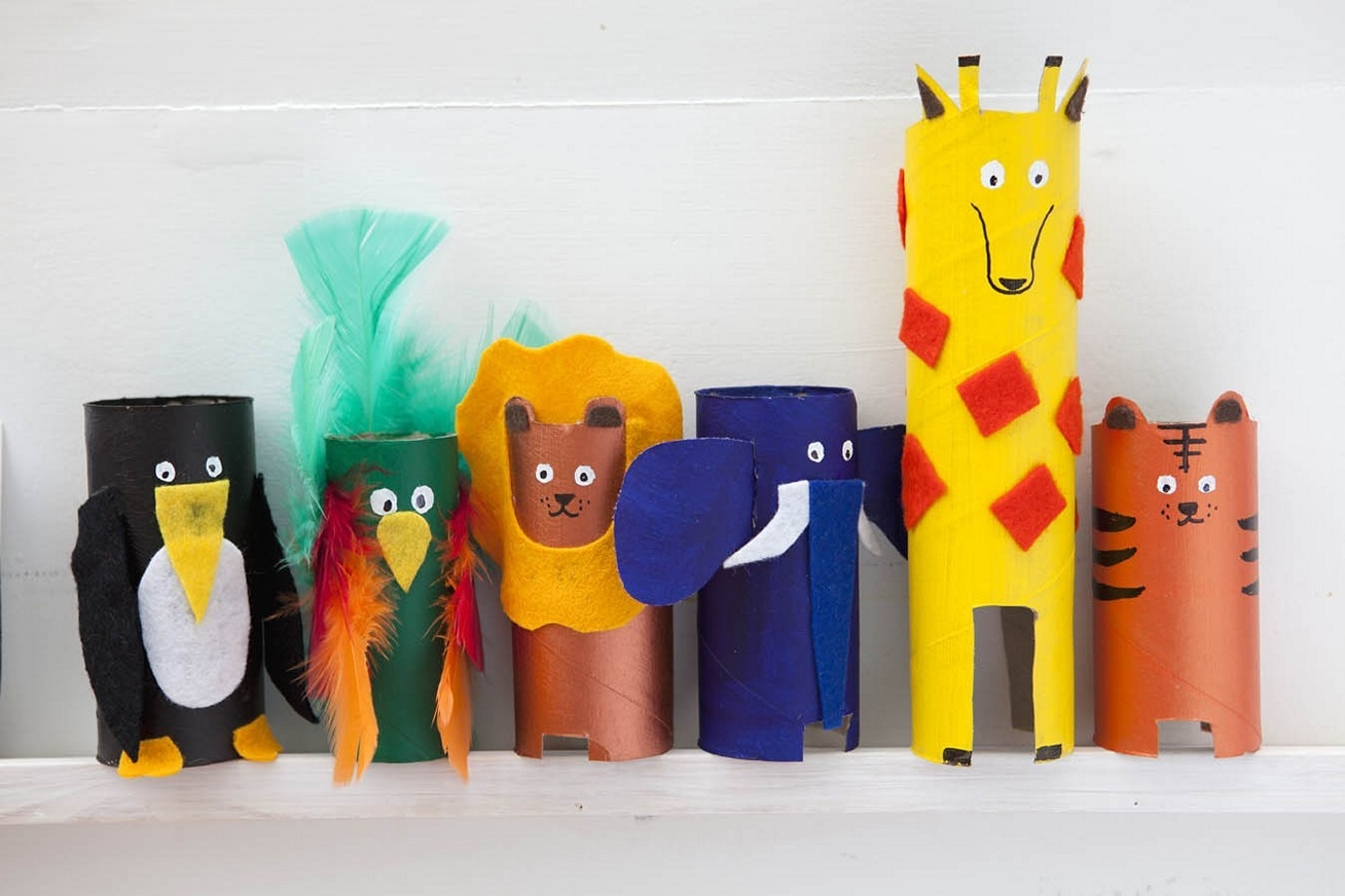 Paper-Roll-Crafts-Animals-Design with regard to Tissue Paper Roll Crafts Animals 29098