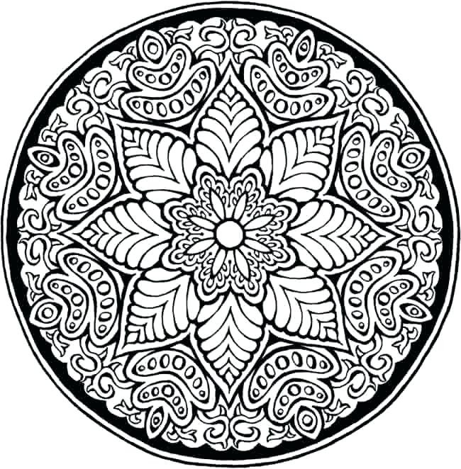 Pattern Coloring Pages Captivating Detailed Flower Coloring Pages regarding Detailed Flower Pattern Coloring Pages 27079