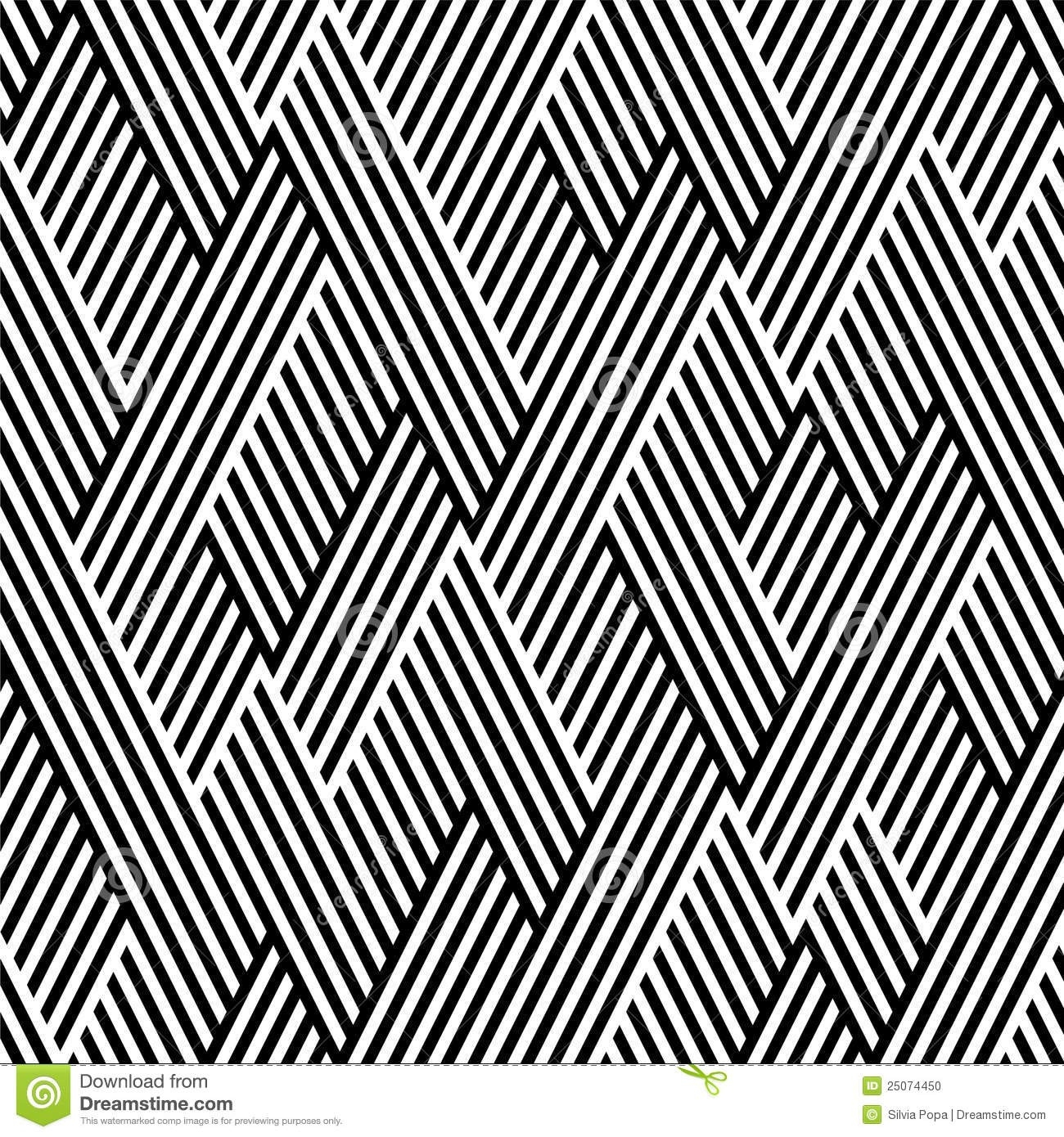 Pattern-Zigzag-Line-Black-White-25074450 (1300×1390) | Fabric within Simple Black And White Line Patterns 28053