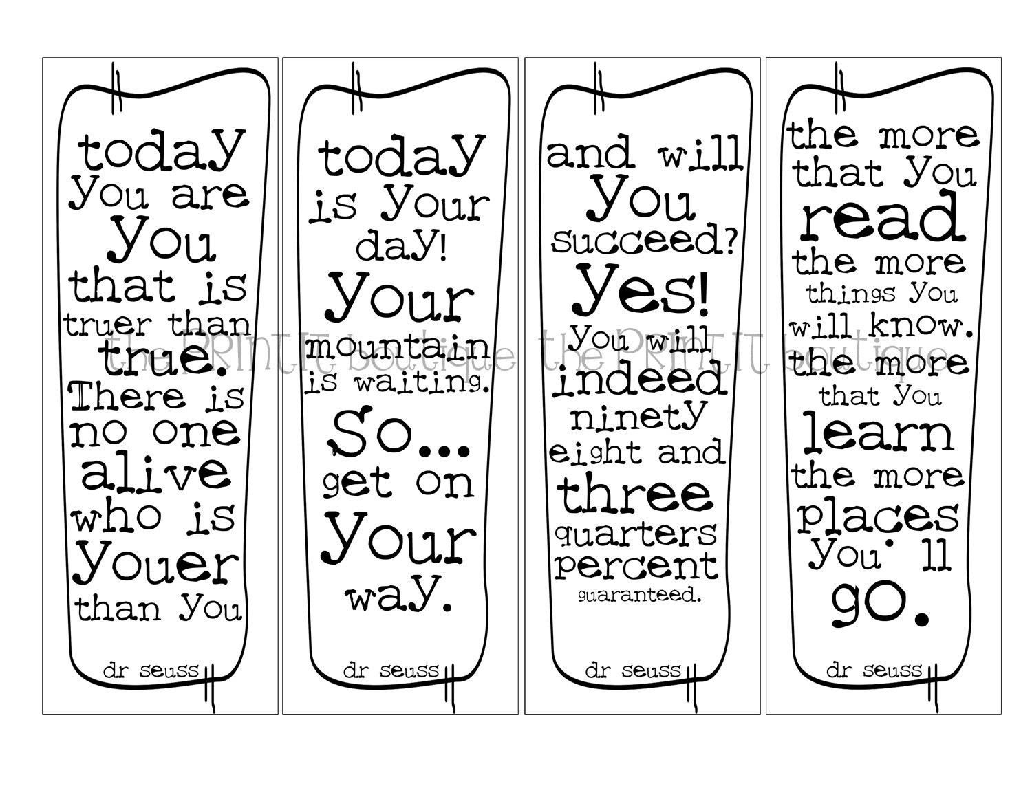 Printable Bookmarks To Color | Like This Item? | School Library in Bookmark Designs To Print Black And White Quotes 26454