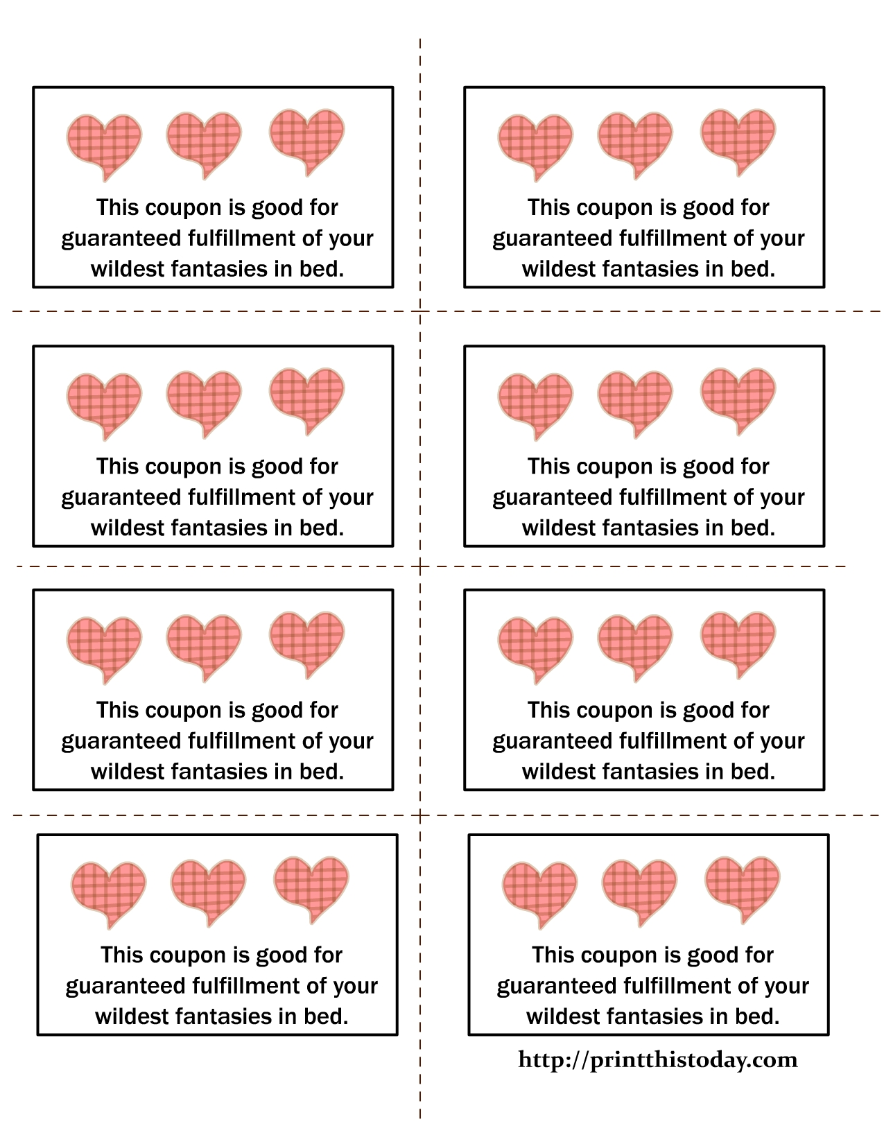 Printable Coupon Templates Free Microsoft Word Template Sample To regarding Love Coupon Template Microsoft Word 28237